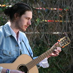 Thu, 13/03/2014 - 2:47pm - Hozier comes by the Hotel San Jose for a video session with WFUV. Photo by Laura Fedele
