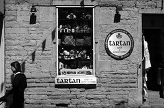 Tartan Gift Shop, Edinburgh