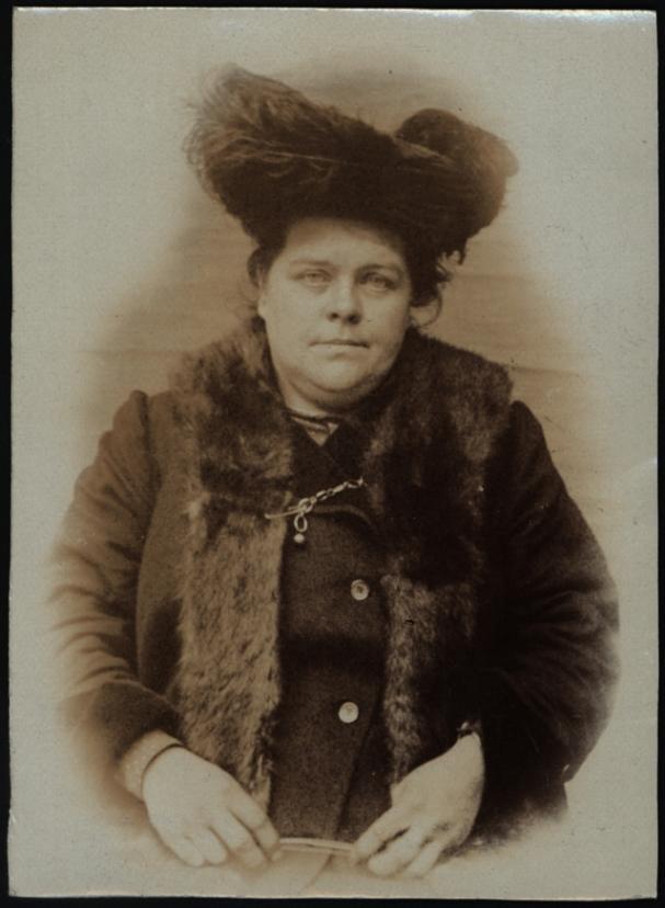 Elizabeth M Cambettie alias McCree