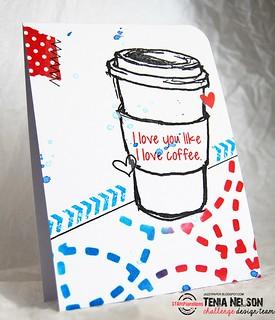I Love You like I Love Coffee