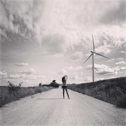 Wind Power.  Energía eólica. | by TONI KARTANFLAT