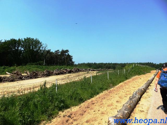 2016-06-04  KIWANIS Paleizen wandeltocht 36 Km  (96)