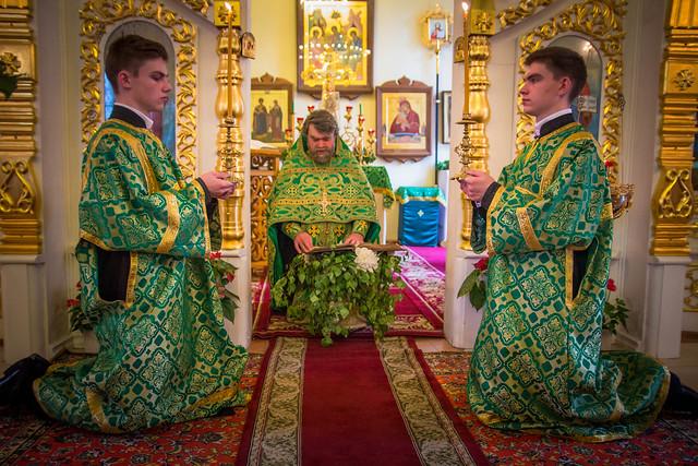 18-19 июня 2016 г. День Святой Троицы (Пятидесятница)