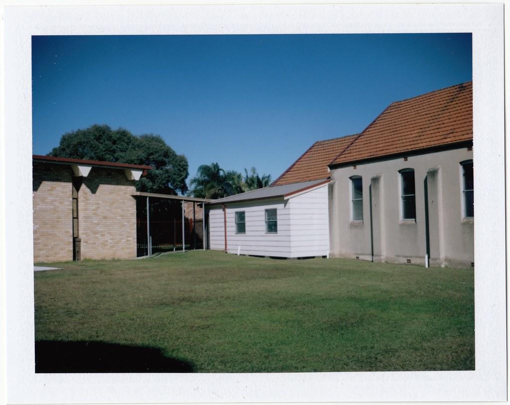 Religious ensemble - Belfield, NSW.