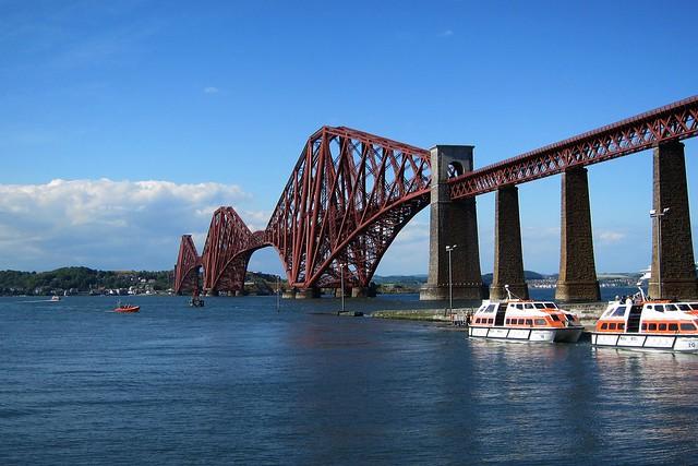 Forth Bridge Edinburgh
