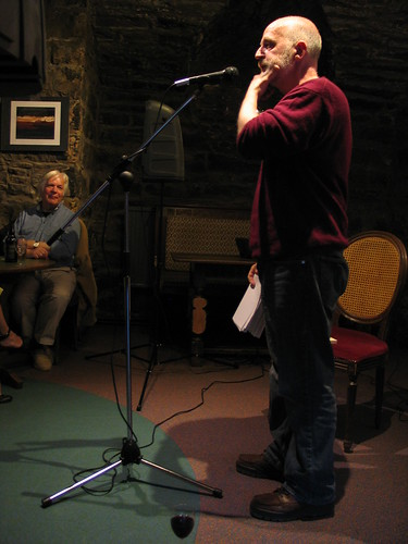 Don Paterson at Shore Poets June 2013 | by TheObviousChild
