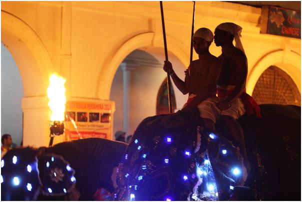 Sri Lanka Travel Photography Perahera Festival 2013 Kandy.141 by Hans Hendriksen