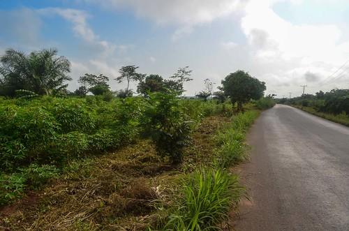 africa bicycle day352 nigeria ogun roads freewheelycom cycletouring cyclotourisme velo cycling jbcyclingafrica