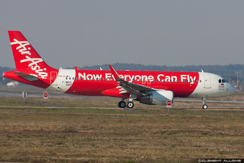 AirAsia Airbus A320-216(WL) cn 5905 F-WWDL // 9M-AJB | by Clément Alloing - CAphotography
