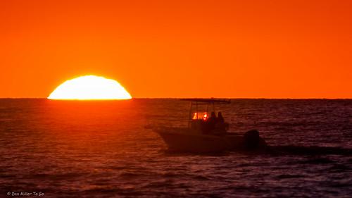 sun gulfofmexico boats florida jetty silhouettes sunsets boating gf1 fav10 views200 sunsetsniper