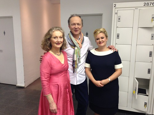 Dido and Aeneas in Köln with Emma Kirkby and Steven Varcoe