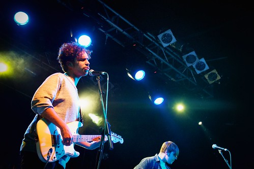 Parquet Courts at the Electric Ballroom | by p_a_h