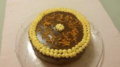 Čokoranča / Choco-orange cake