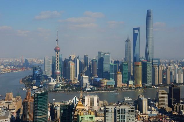 陆家嘴与外滩 Lu Jiazui & The Bund Shanghai