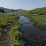 Inlet stream to Trout Lake
