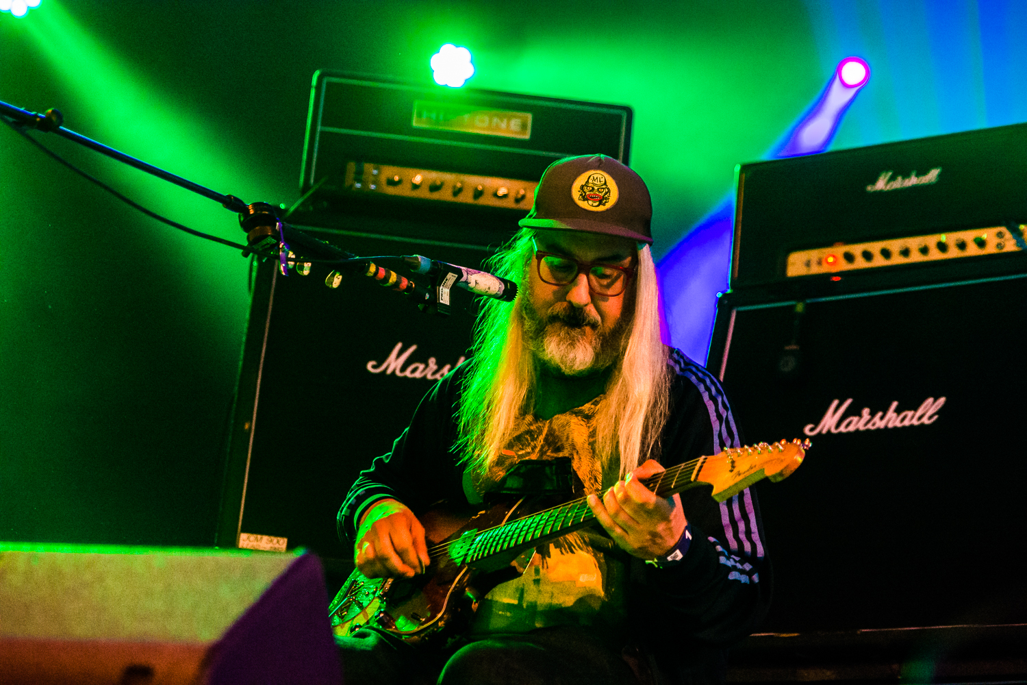 Dinosaur Jr. @ Best Kept Secret 2016 (© Timmy Haubrechts)