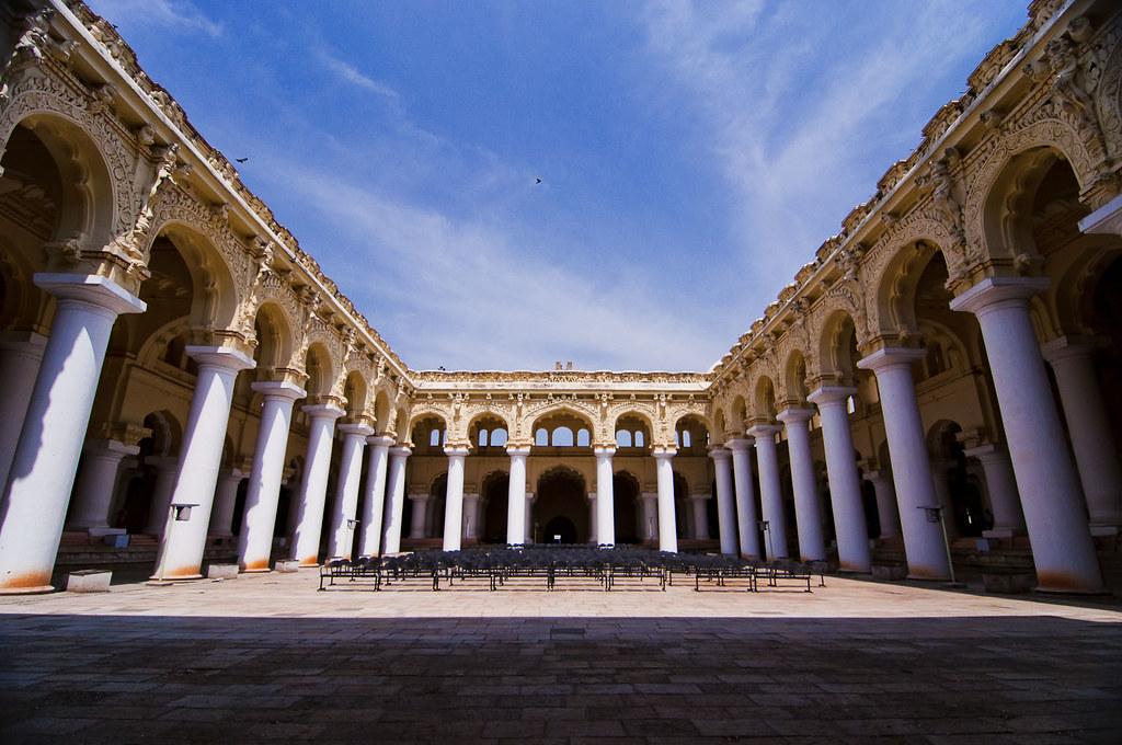 Thirumalai Nayakkar Palais