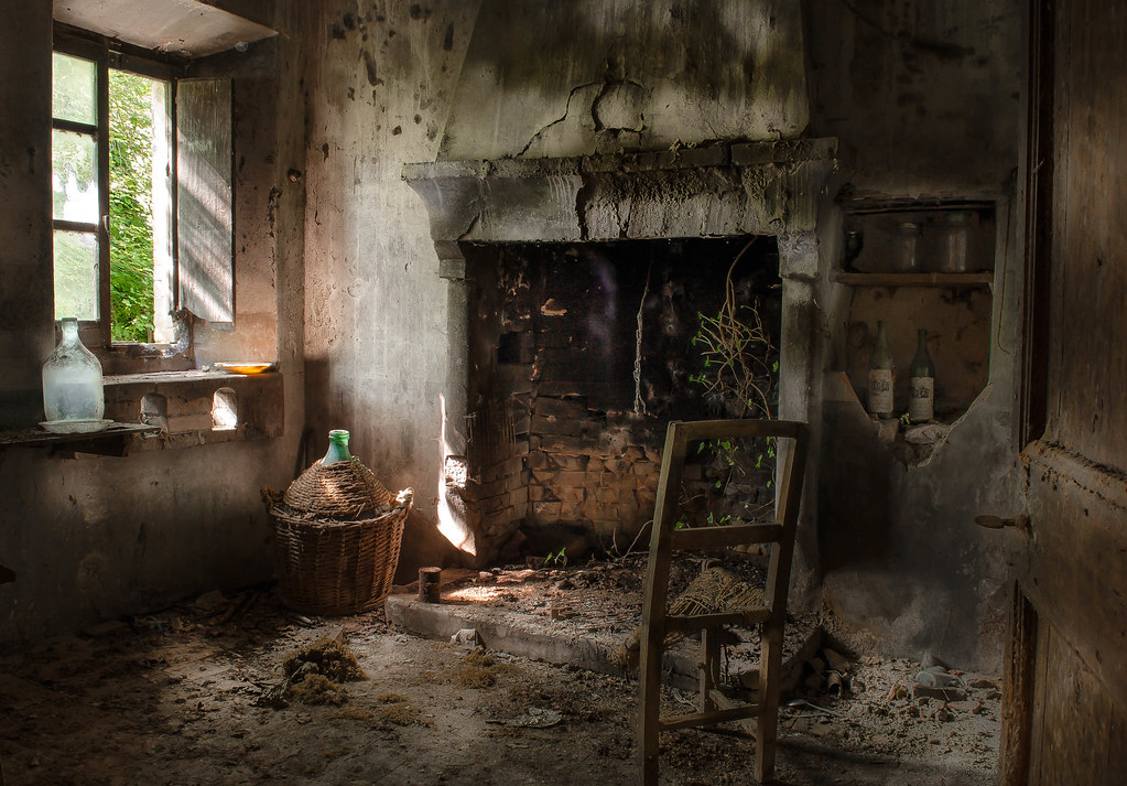 Vecchia cucina... | Fabio Polimanti | Flickr