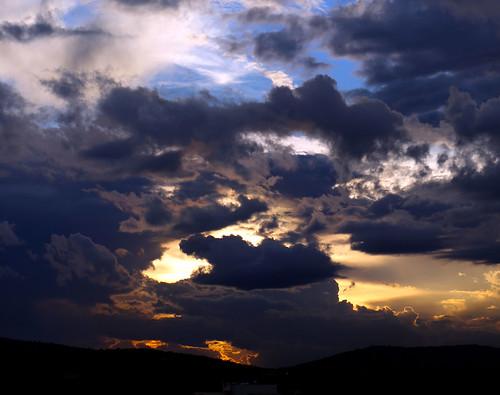 africa light sunset clouds canon evening rwanda 6d 1740l