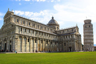 Duomo and Leaning Tower, Pisa | by Andy Hay