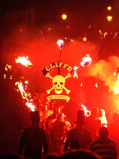Lewes Bonfire 2013 | by Mark Bridge