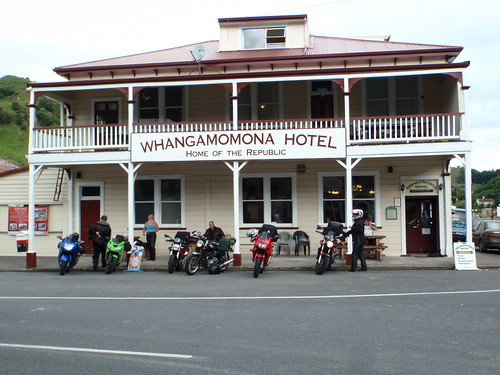 2012 Whangamomona Hotel