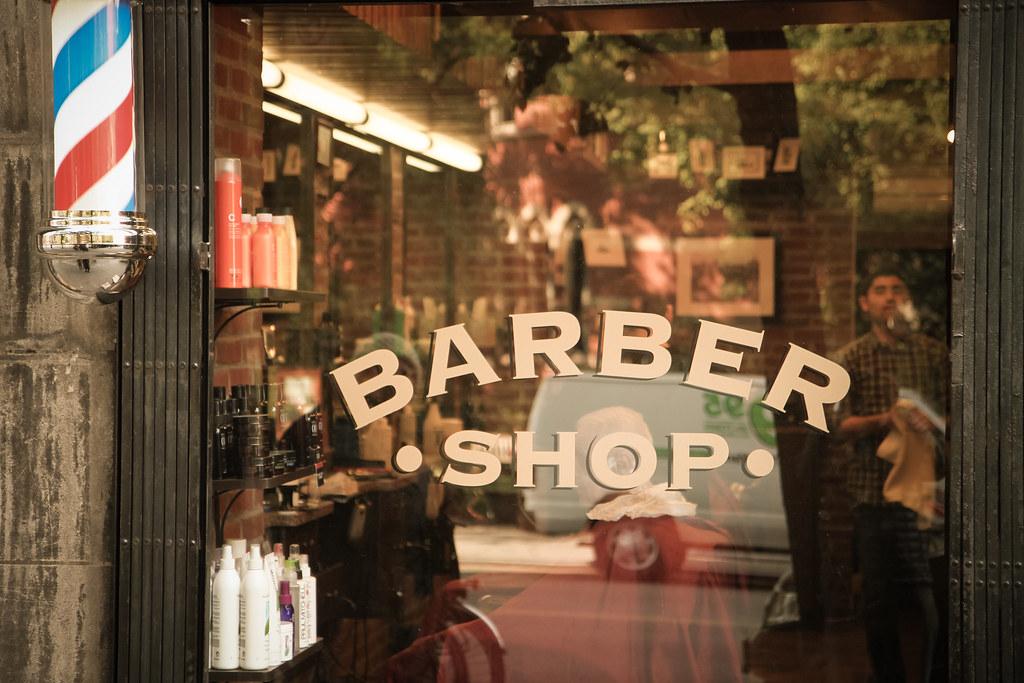 Barber Shop @ Chelsea, New York City | PnP! | Flickr