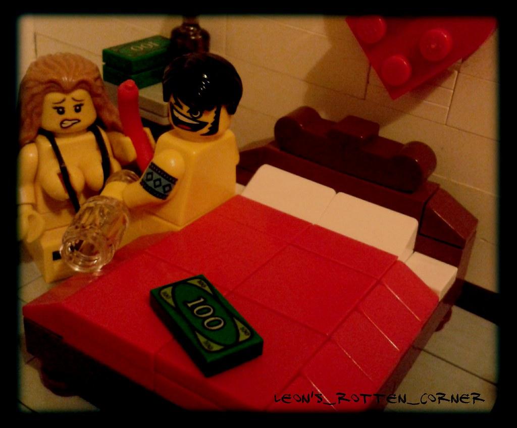 Porno lego ninjago Der Lego