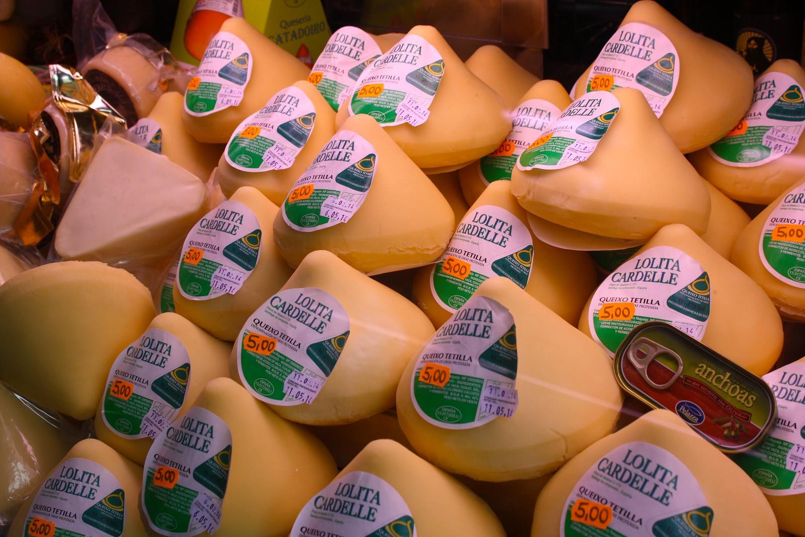 queso tetilla