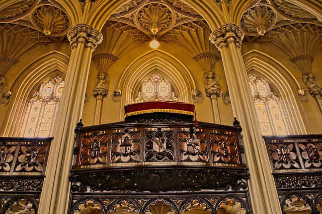Chapel Royal, Dublin Castle
