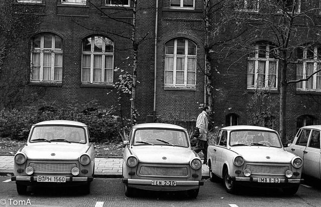 S 174  Berlin 1991 Three of a kind -