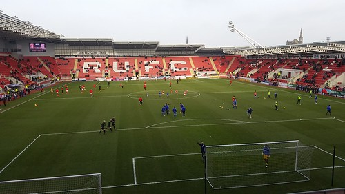 Rotherham United v Ipswich Town, AESSEAL New York Stadium, SkyBet Championship, Saturday 7th February 2015 | by CDay86