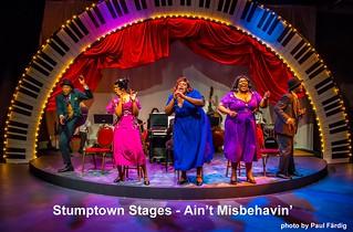 Ain't Misbehavin' Stumptown | by drammyawards