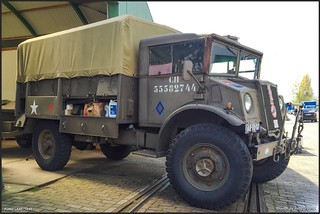 Ford F60 LAAT : Light Anti Aircraft Tractor, 1944