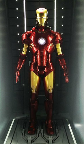 Mark IV Iron Man Suit | by JeffChristiansen