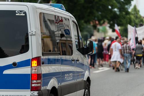 "Freital - 25.06.2016 - ""1 Jahr danach""   by de.havilland144"
