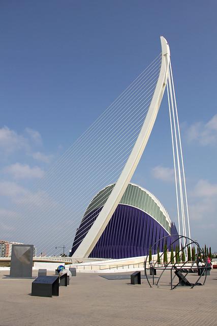 Valencia - City of Arts and Sciences 56
