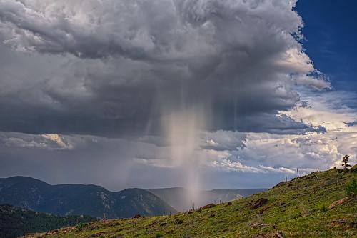 sky cloud storm mountains nature rain weather clouds skyscape landscape rockies shower nikon co rainstorm rockymountains sunshower cloudscape larimer wx virga stormmountain clff d700