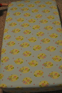 Fitted Crib Sheet | by pelennor