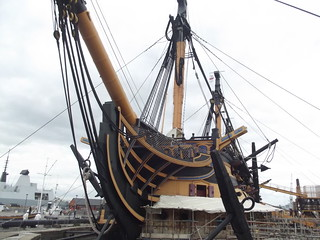 HMS Victory - Portsmouth Historic Dockyard | by ell brown