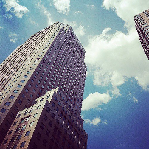 209/365 - Manhattan Buildings | by brinstar
