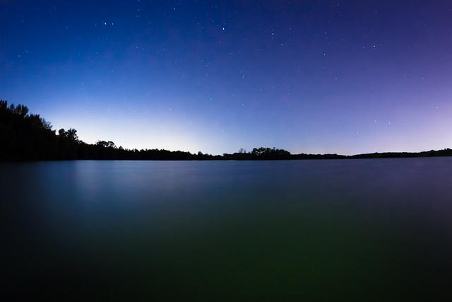 Assunpink Lake