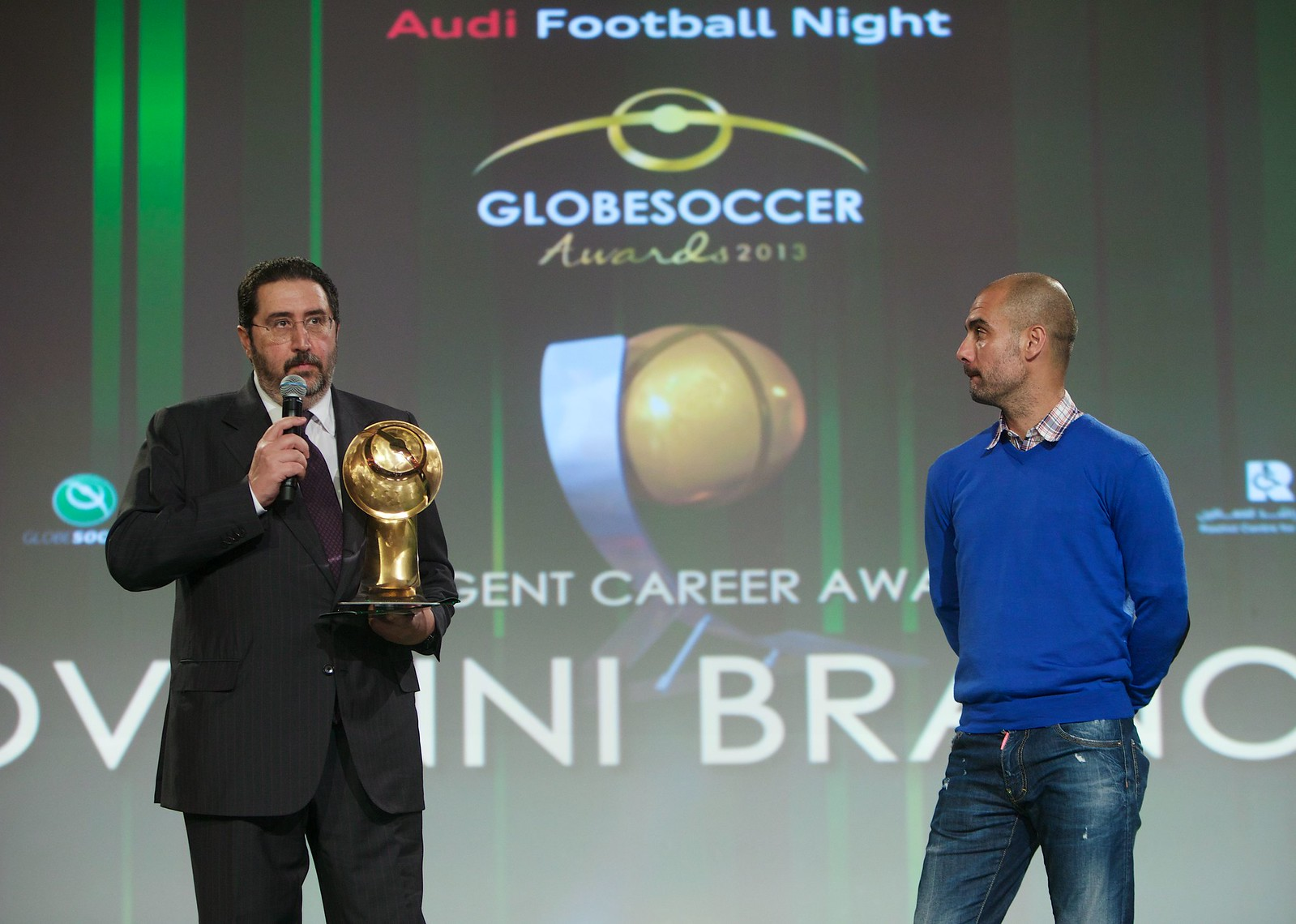 Globe Soccer Awards 203