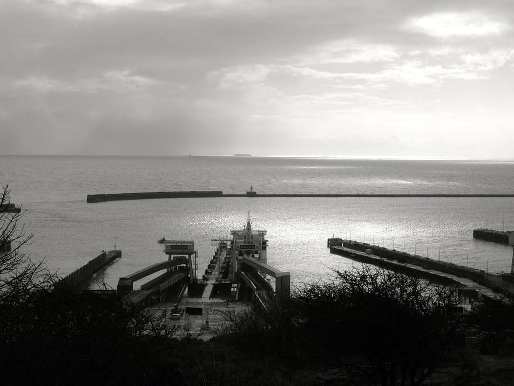 DTD 103 Dover harbour