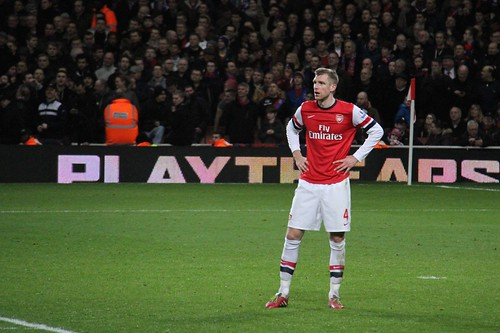 Per Mertesacker | by Ronnie Macdonald
