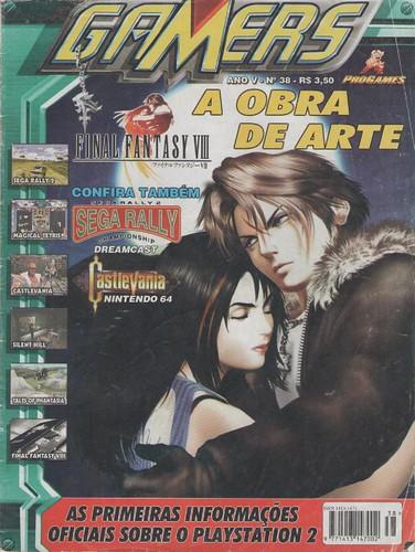 Gamers n. 38 - capa