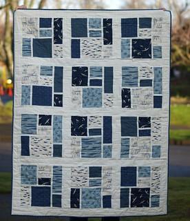 Tatami Mat quilt pattern