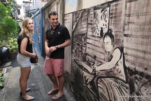 Street art in Bangkok | by ExpiqueTravel