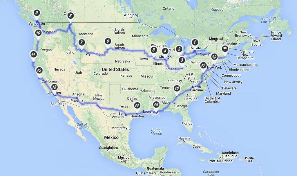The Wild Ones Tour 2014