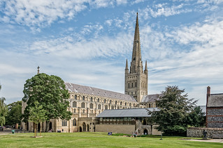 Norwich Cathedral | by netNicholls